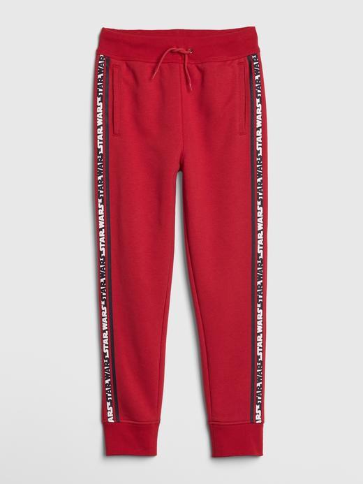 Erkek Çocuk kırmızı Erkek Çocuk Star Wars Pull-On Pantolon