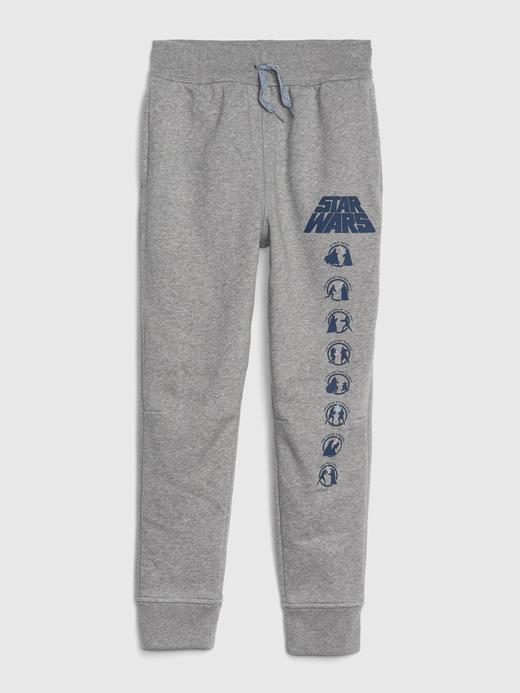 Erkek Çocuk Gri Erkek Çocuk Star Wars Pull-On Pantolon