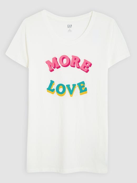 Kadın beyaz Kadın Baskılı Sıfır Yaka T-Shirt