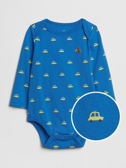 Bebek Mavi Brannan Bear Bodysuit
