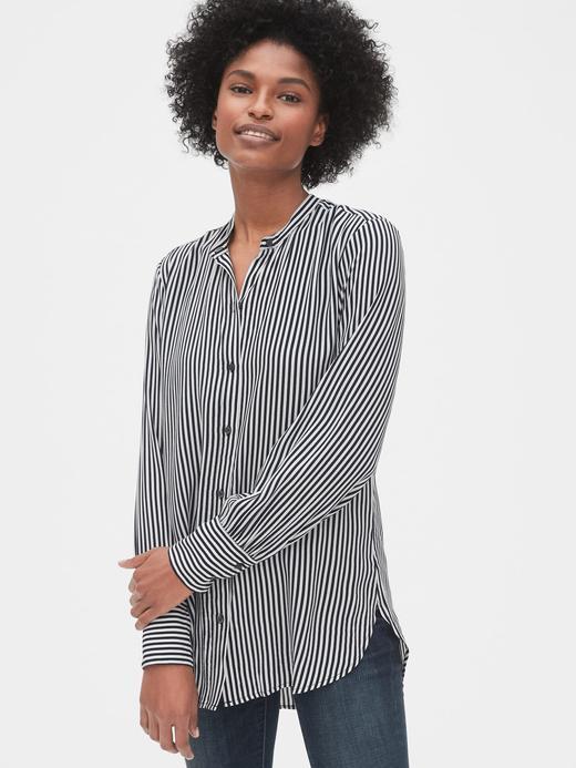Kadın Siyah Tunik T-shirt
