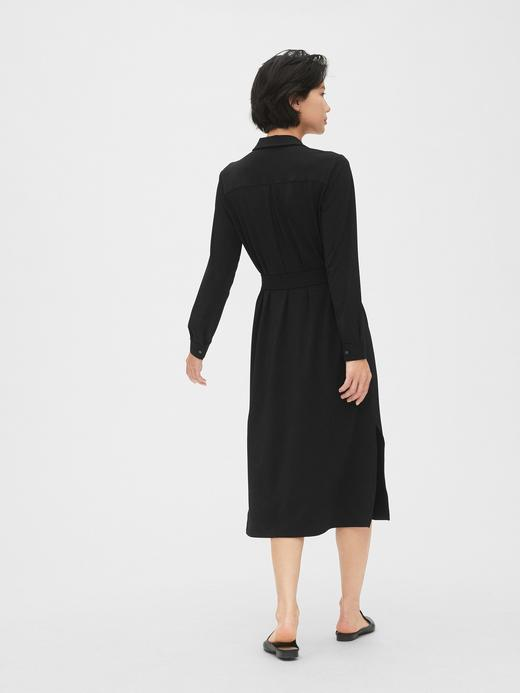 Örgü Midi Elbise