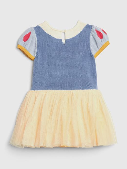 Bebek Mavi Disney  Snow White Elbise