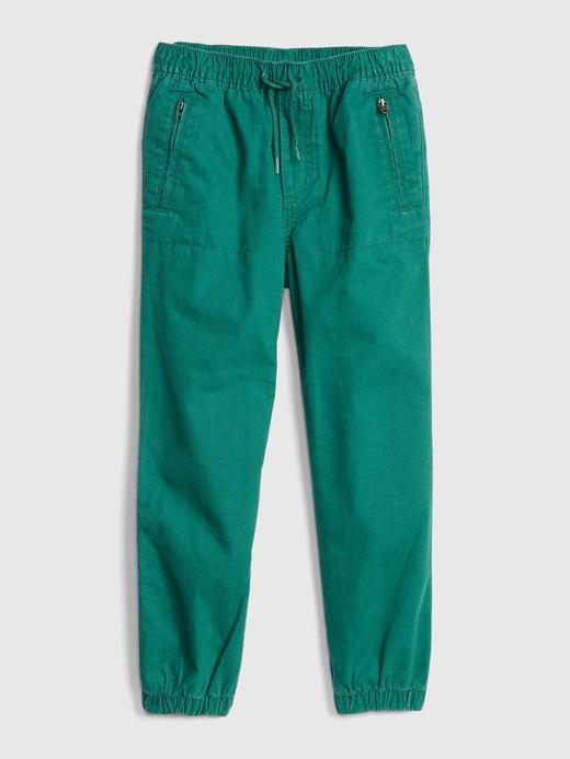 Jersey Jogger Pantolon