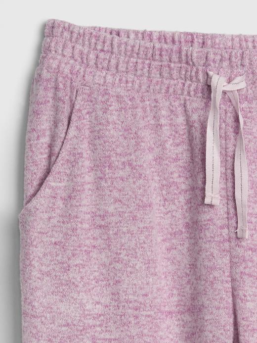 Kız Çocuk Çok Renkli Softspun Pull-On Eşofman Alt