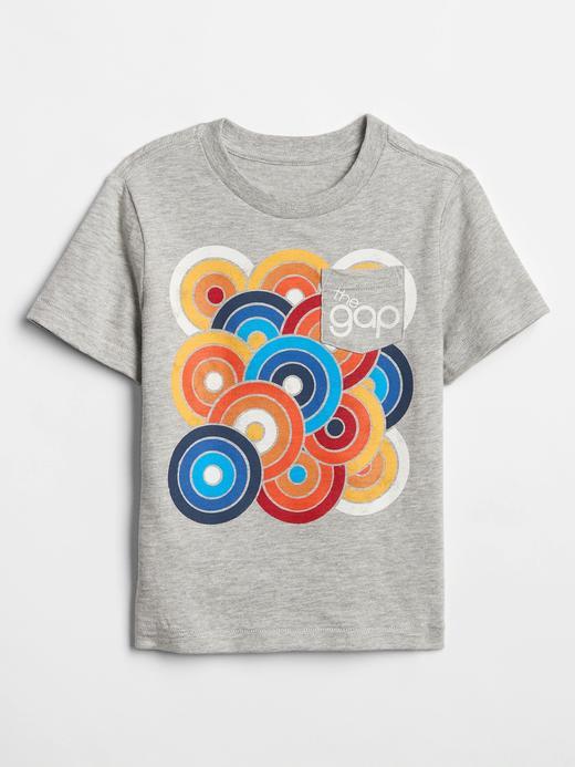 Gap Logo 50.Yıl T-shirt