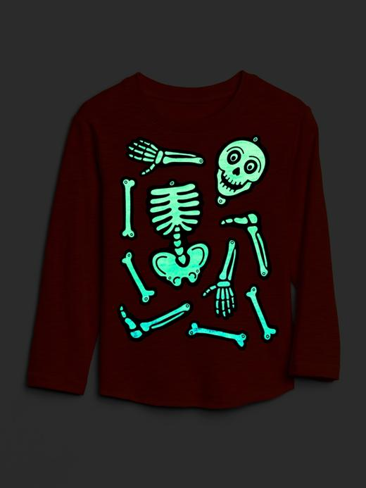 Halloween Baskılı T-Shirt