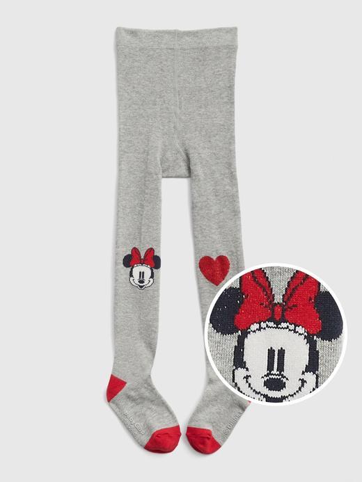 Disney Minnie Mouse Külotlu Çorap