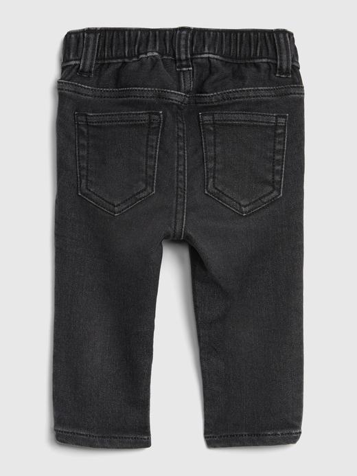 Bebek Lacivert Süper Skinny Jeans