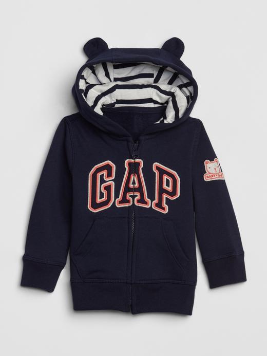 Gap Logo Brannan Bear Sweatshirt
