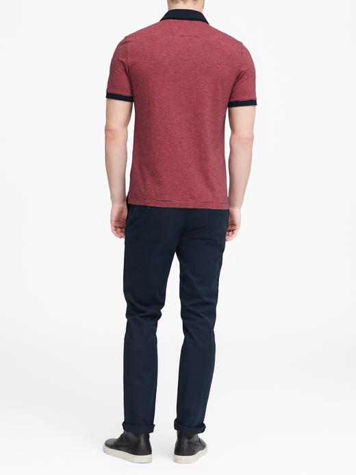 Luxury-Touch Polo T-shirt