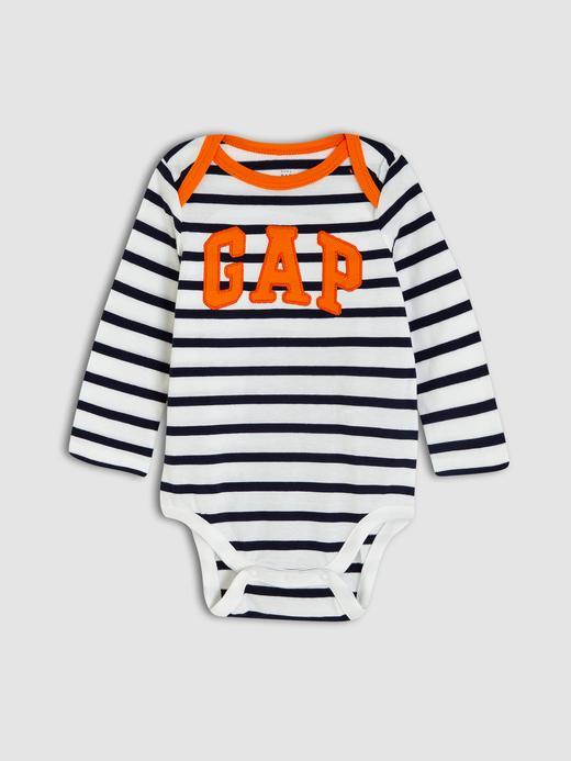 Gap Logo Uzun Kollu Body