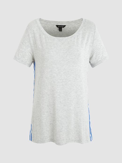 Kadın Gri Elevated T-shirt