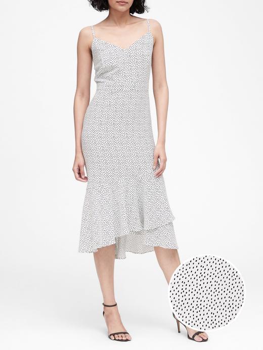 Kadın Beyaz Print Elbise