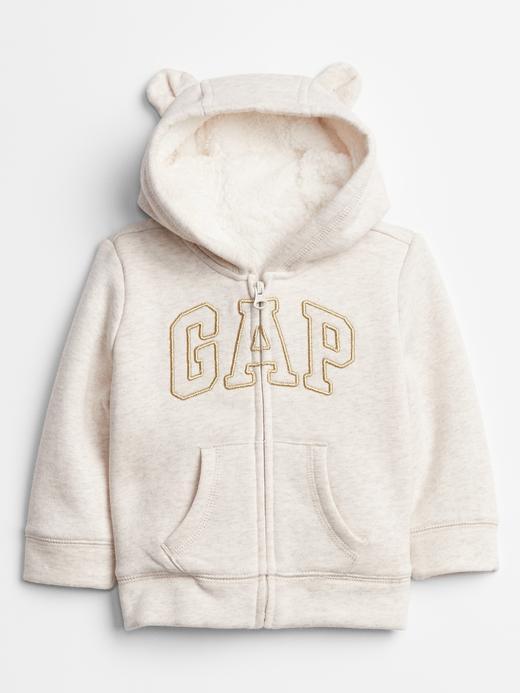 Baby Bear Gap Logo Kapşonlu Ürün