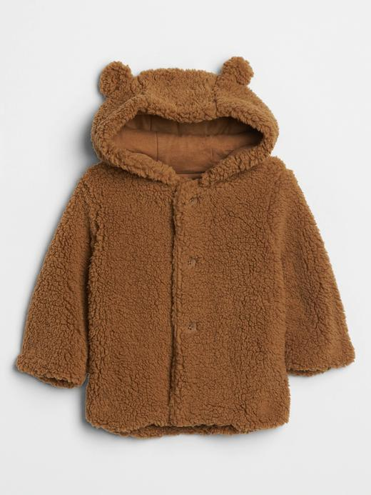 Sherpa Ceket