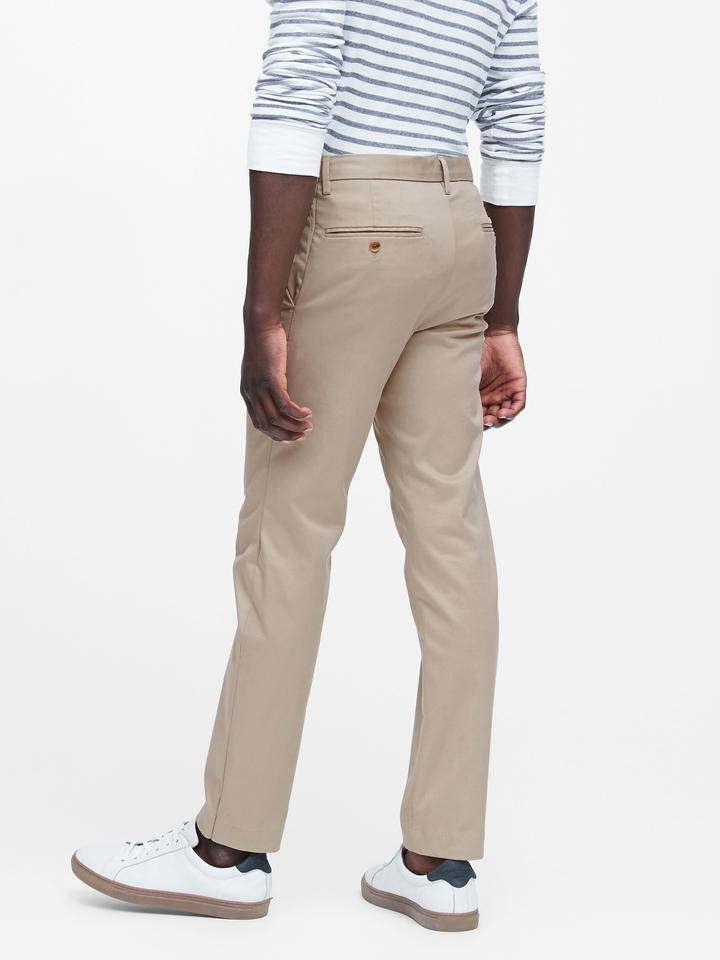 Aiden Slim Fit Chino Pantolon