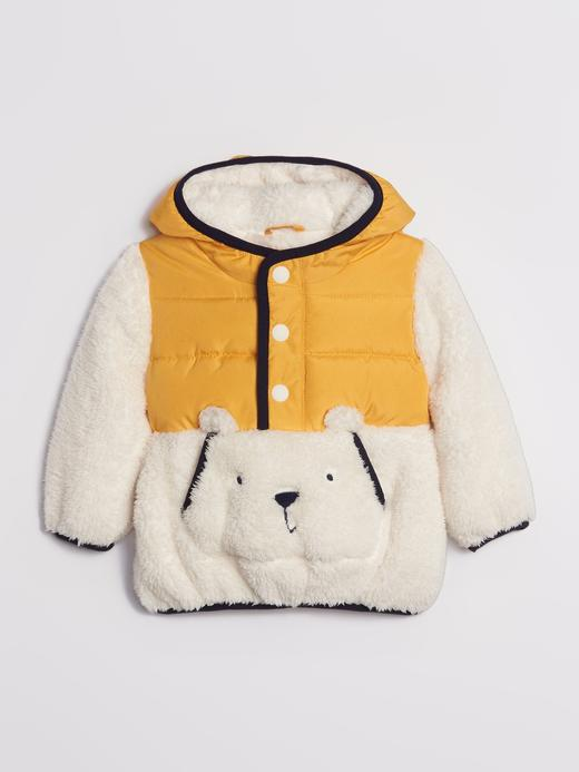 Brannan Bear Sherpa Ceket