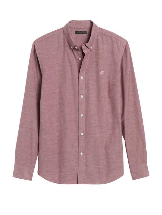 Slim Oxford Gömlek