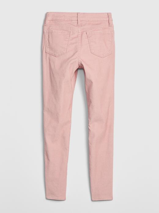 Kız Çocuk Pembe High Rise Hadife Jegging Pantolon