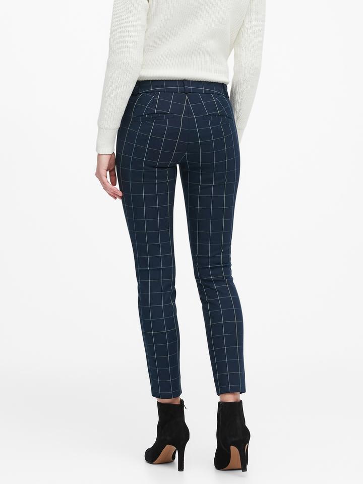 Modern Sloan Skinny-Fit Yıkanabilir Pantolon