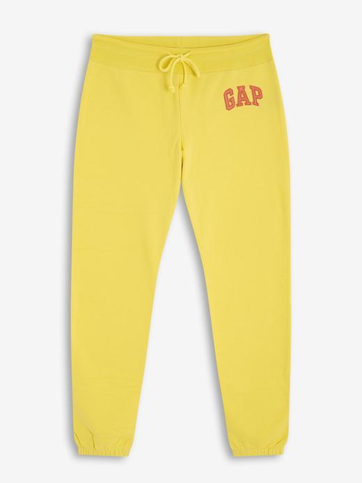 Kadın Sarı Gap Logo Eşofman Altı
