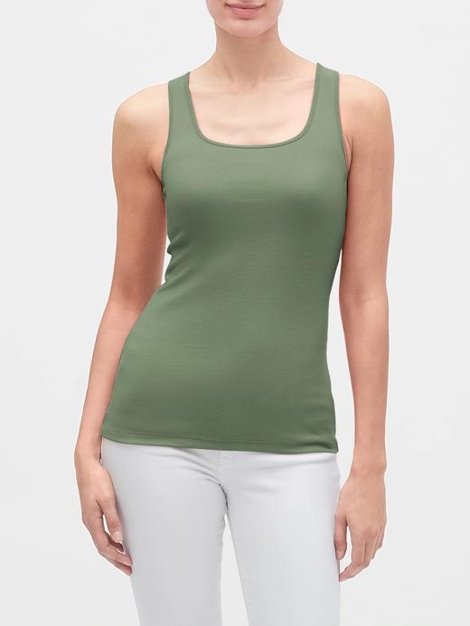 Kadın Yeşil Fitilli Atlet