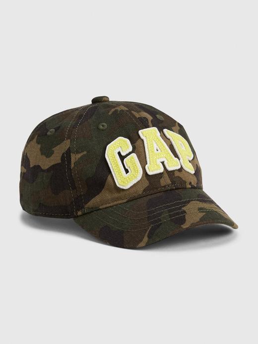 Bebek Yeşil Gap Logo Beyzbol Şapkası