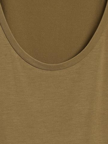 Kadın Pembe Sandwash Modal T-Shirt