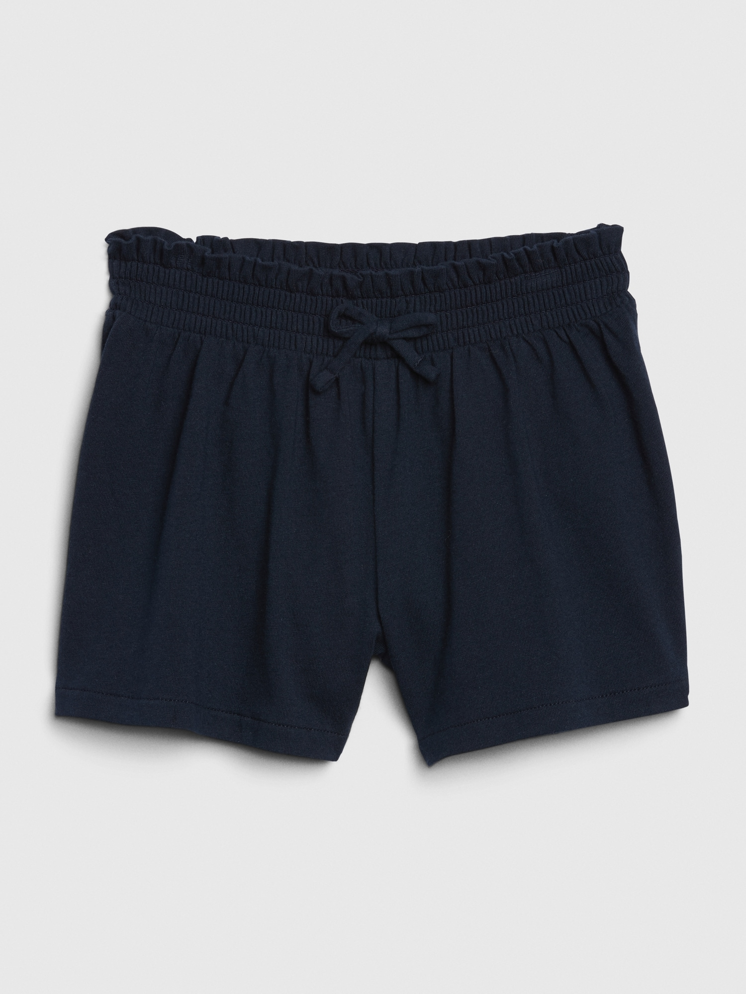 GAP Lacivert Pull-On Şort