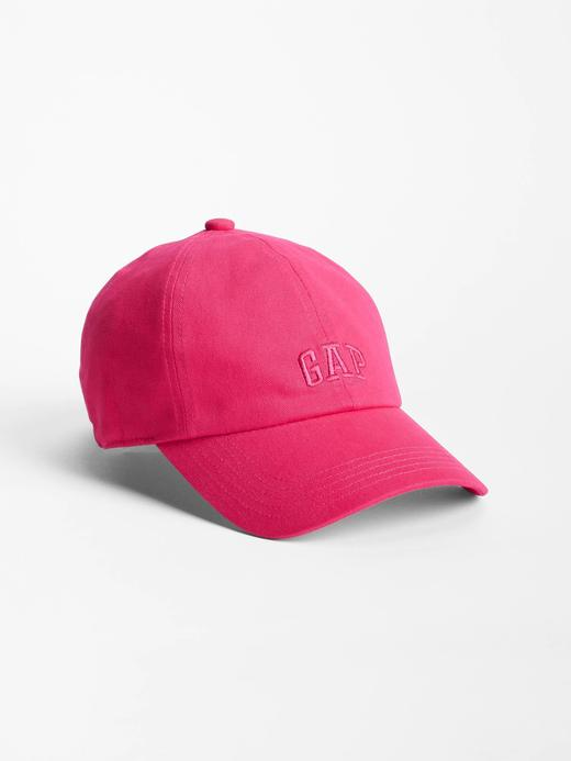 Kadın Pembe Gap Logo Beyzbol Şapkası