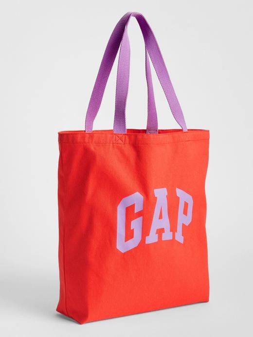 Kadın Turuncu Gap Logo Shopper Çanta