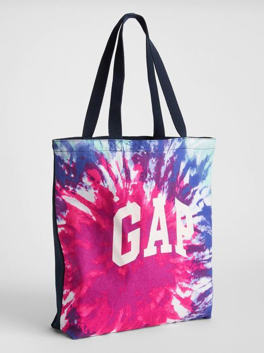 Kadın Mor Gap Logo Shopper Çanta