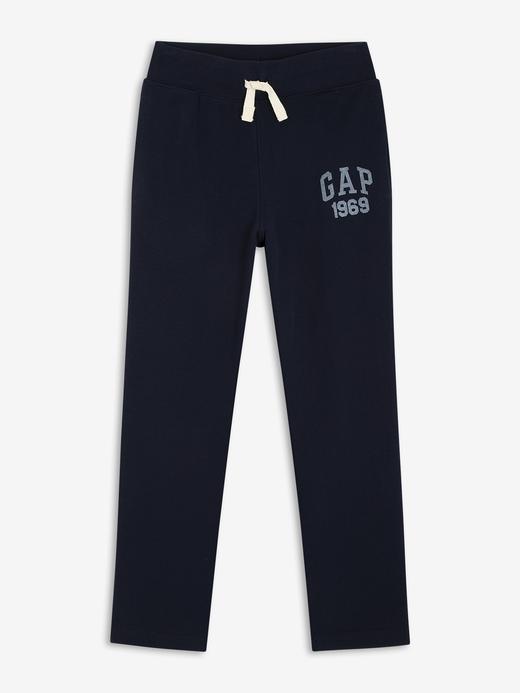 Erkek Çocuk Lacivert Gap Logo Polar Eşofman Altı