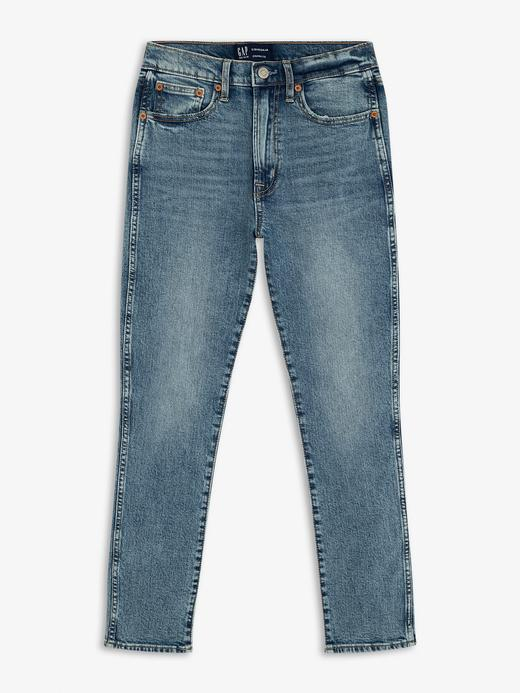 Kadın Mavi Cigarette Jean Pantolon