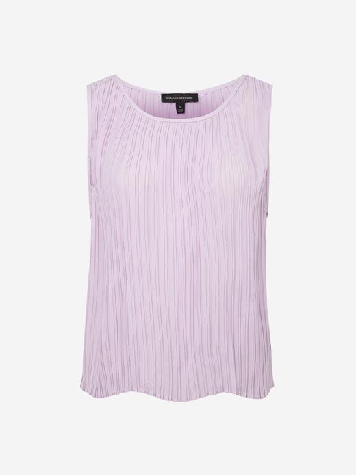 Kadın Pembe Pliseli Cropped Bluz