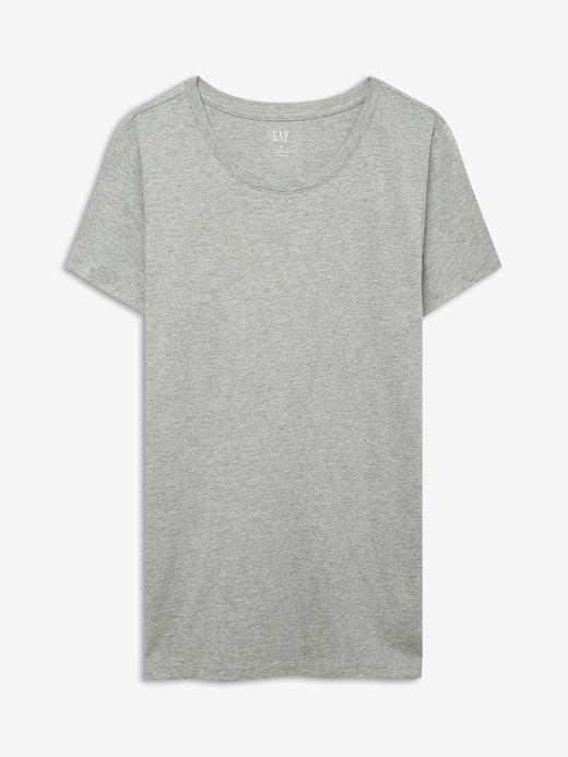 Kadın Lacivert 2'li Favorite Yuvarlak Yaka T-Shirt Seti
