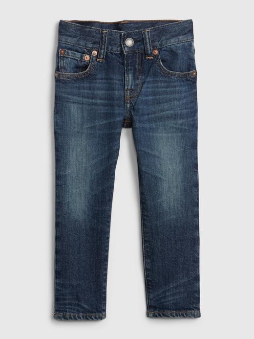 Erkek Bebek Lacivert BetterMade Slim Jean Pantolon