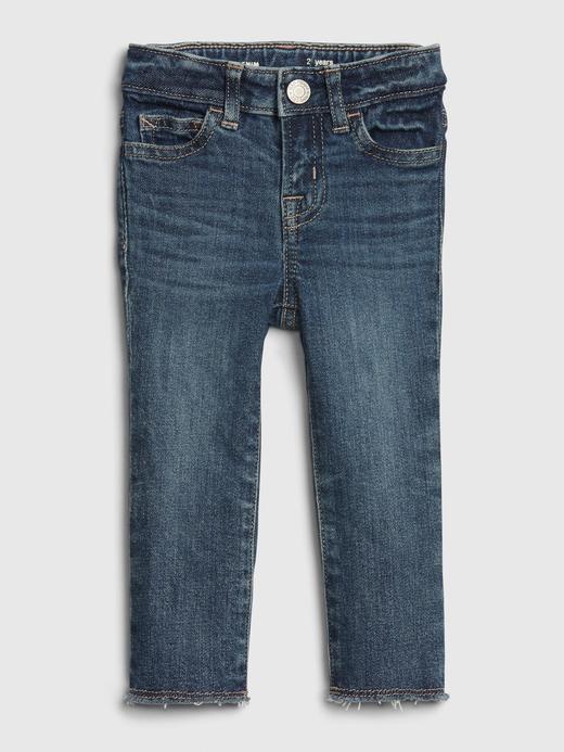 Kız Bebek Lacivert BetterMade Skinny Jean Pantolon