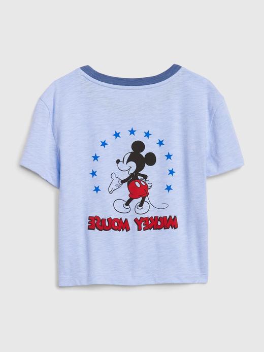 Kız Çocuk Pembe Grafik Kısa Kollu Boxy T-Shirt