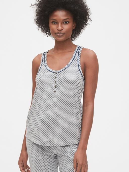 Kadın mavi Truesleep Modal Pijama Üstü