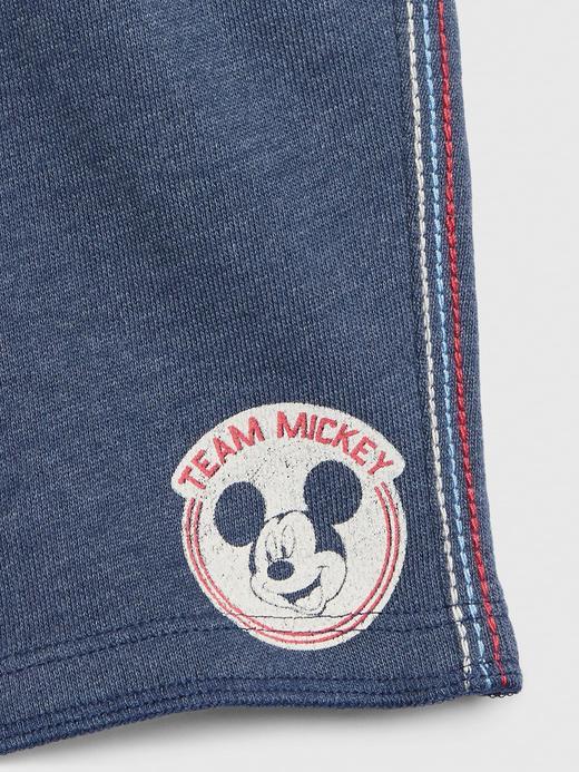 Erkek Bebek Lacivert Disney Pull-On Şort