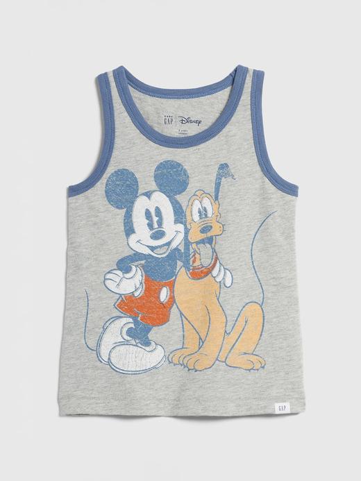 Erkek Bebek Gri Disney Mickey Mouse Atlet