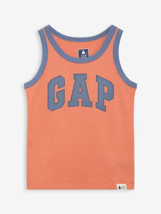 Erkek Bebek Turuncu Gap Logo Atlet