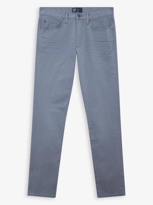 Erkek Mavi GapFlex Slim Fit Jean Pantolon