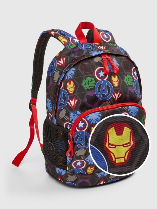 Erkek Çocuk Çok renkli Marvel© Avengers Sırt Çantası