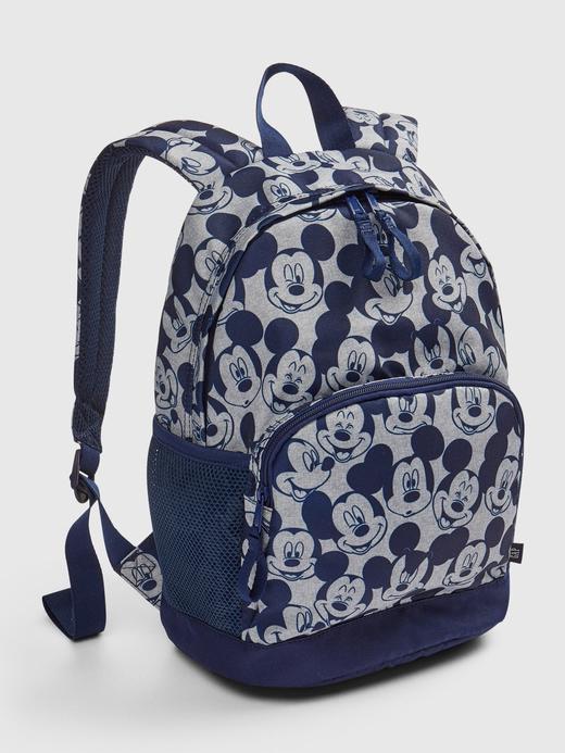 Erkek Çocuk Gri Disney Mickey Mouse Sırt Çantası
