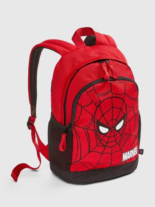 Erkek Çocuk Kırmızı Marvel© Spider-Man Sırt Çantası