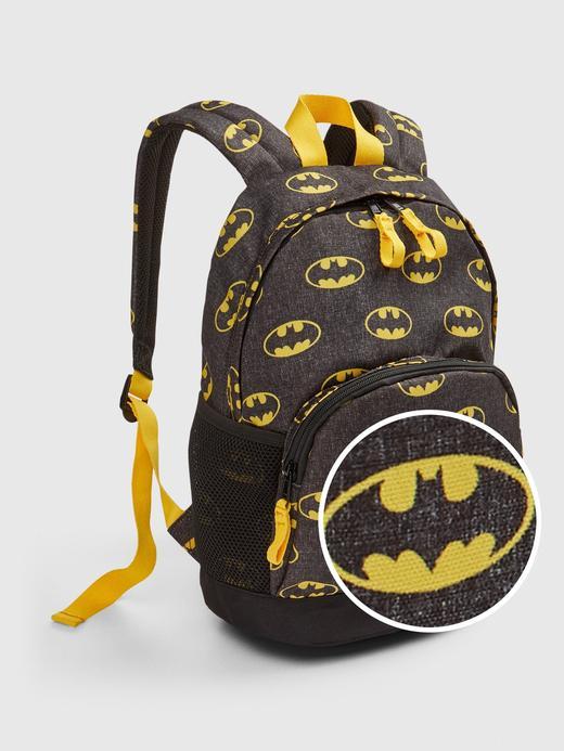 Erkek Çocuk Gri DC™ Batman Sırt Çantası