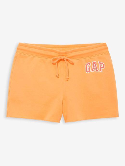 Kadın Turuncu Gap Logo Şort